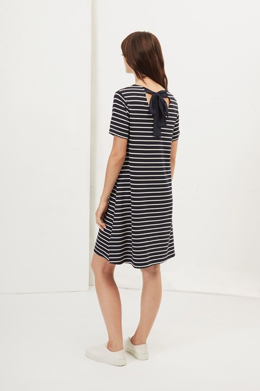 essentials interlock dress