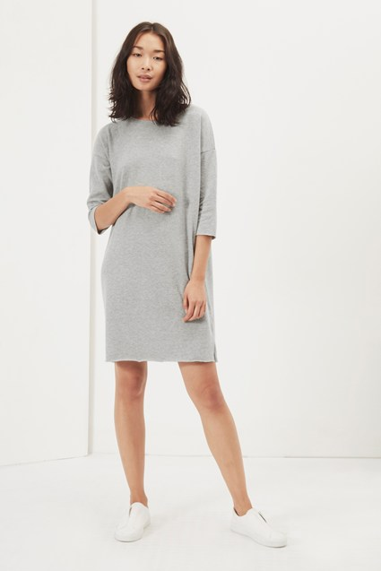 Essentials Kitten Soft Tunic Dress