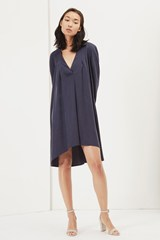 Bryony V Neck Shift Dress