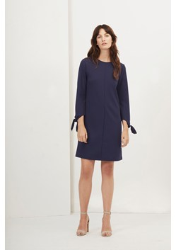 Tania Tie Jersey Shift Dress