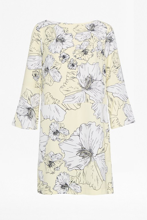 Complete the Look Tropical Flora Dress