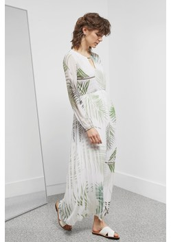 Palm Camo Breeze Maxi Dress
