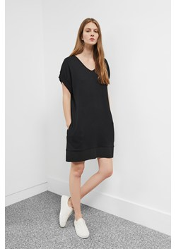 Ottilie Ottoman Jersey Dress