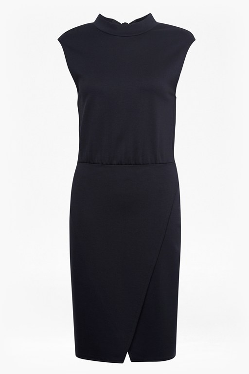 Complete the Look Joelle Jersey Bow Back Dress