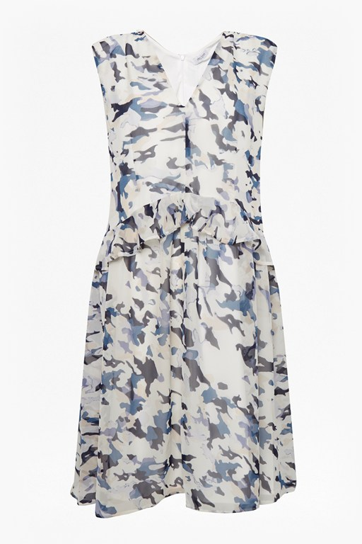 Complete the Look Sea Swirl Dress