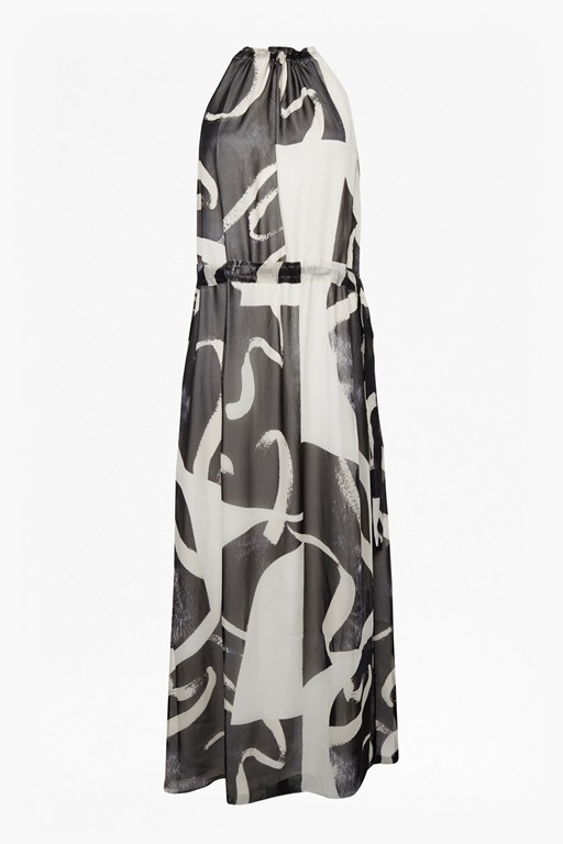 Complete the Look Ink Wash Maxi Dress