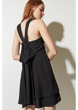Bow Detail Skater Dress