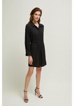 Grace Texture Shirt Dress