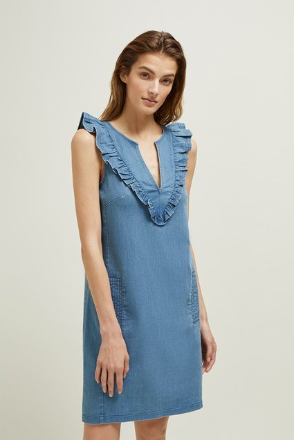 Desert Denim Dress