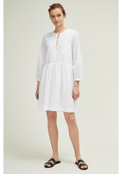 Rockaway Dobby Shirt Dress