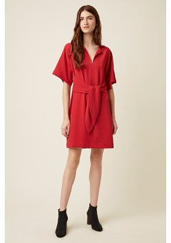 Nouvelle Bow Wide Sleeve Dress
