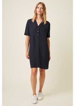 Batsa Crepe Shirt Dress