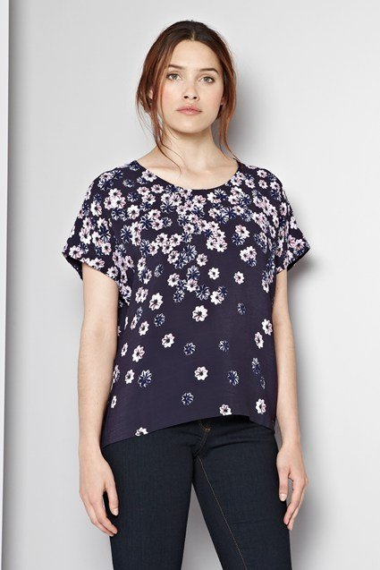 Flowers To Juliet Top