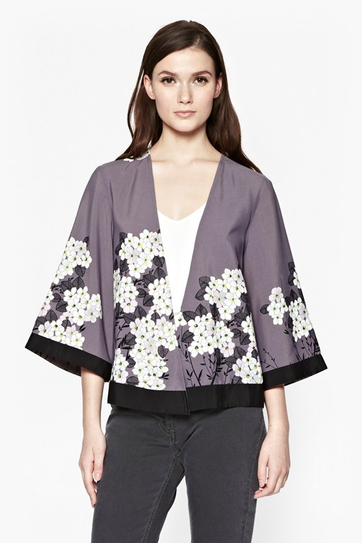 Complete the Look Juniper Tree Kimono Top