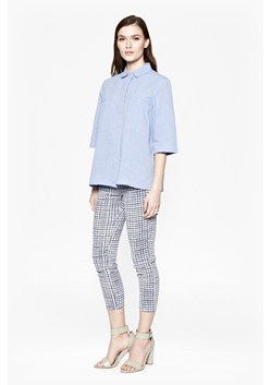 Capri Cotton Boxy Shirt