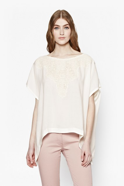 Dreamcatcher Lace Tunic Top