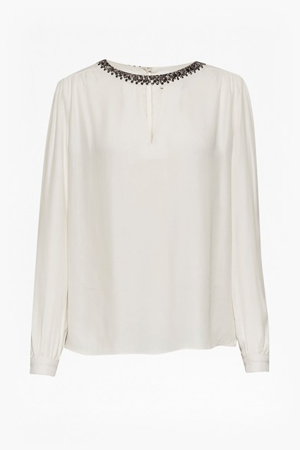 Icicle Beads Blouse