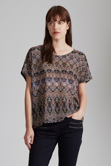 Tea Lights Printed T-Shirt