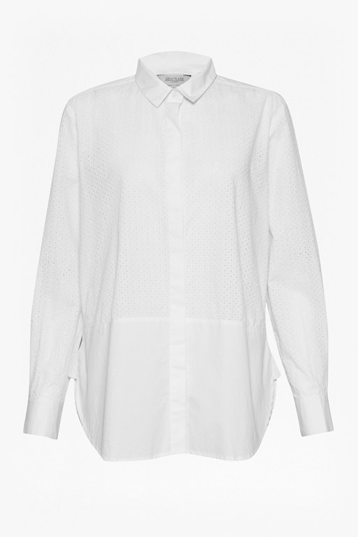 Complete the Look Emma Embroidered Shirt