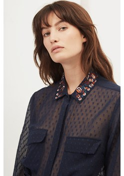Highland Embroidery Shirt