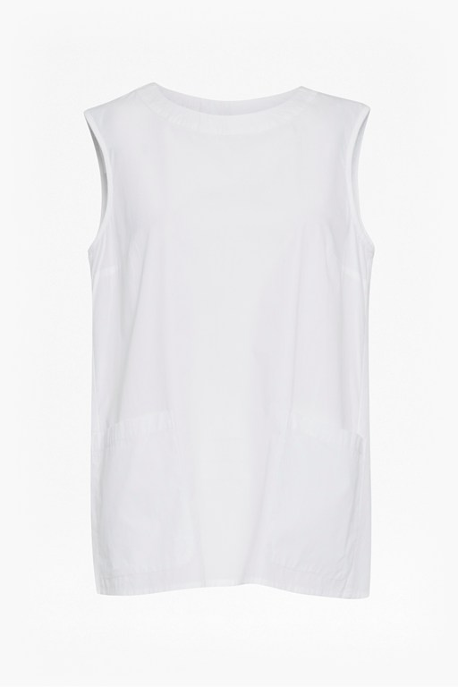 Complete the Look Simone Sleeveless Shirt