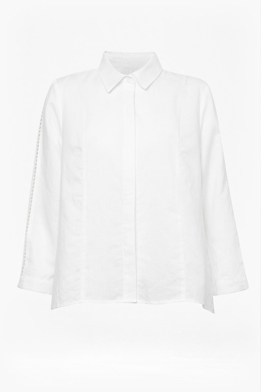 Complete the Look Lagos Linen Shirt