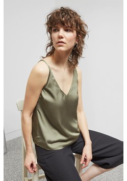 Satin Luxe Vest Top