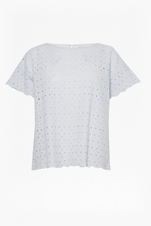 Complete the Look Summer Broderie Anglaise Top
