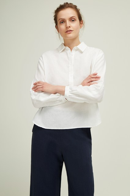 Dana Linen Cotton Shirt