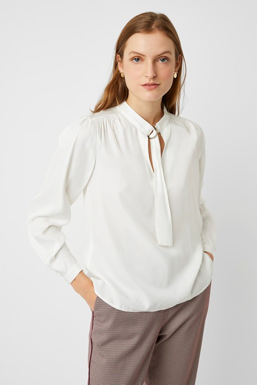 lennox round neck top