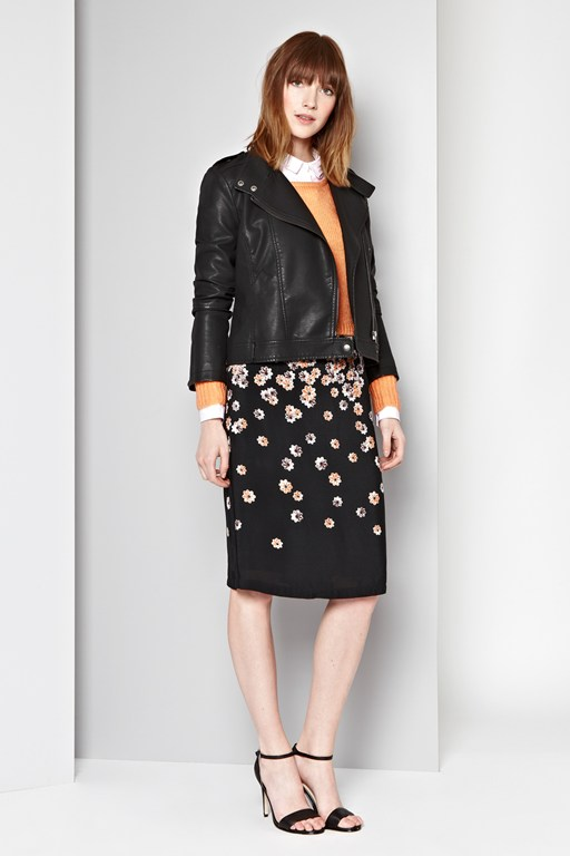 flowers to juliet skirt