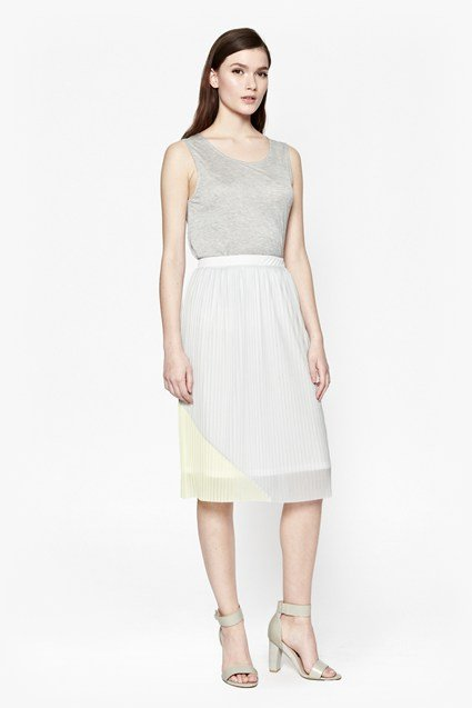 Aphrodite Pleated Skirt