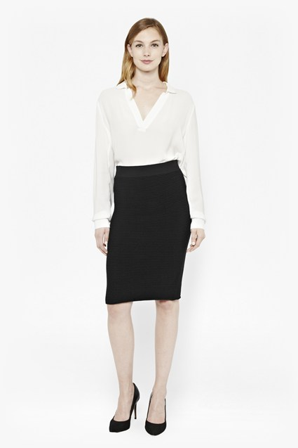 She's Electric Pencil Skirt