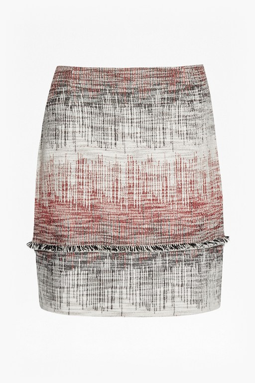 Complete the Look Romany Scribble Mini Skirt
