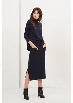Colette Cashmere Blend Pencil Skirt