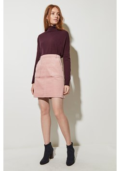 Chunky Cord Mini Skirt