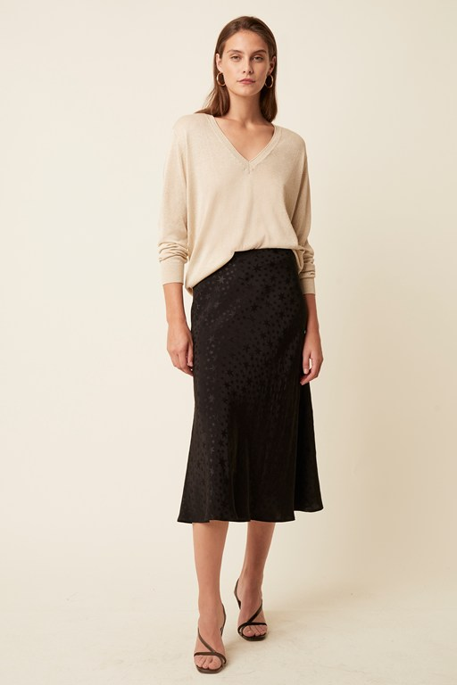canterbury star midi skirt