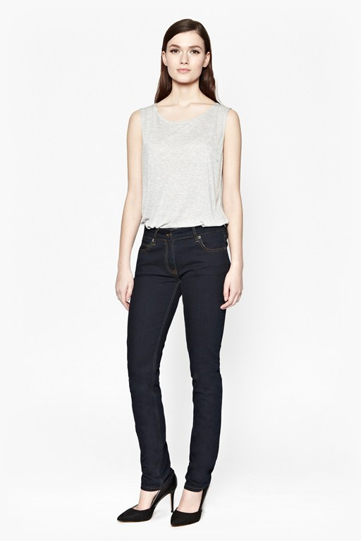 Complete the Look Blue Reform Jeans