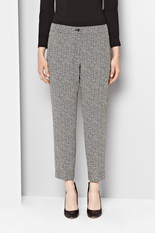 imogen herringbone trousers
