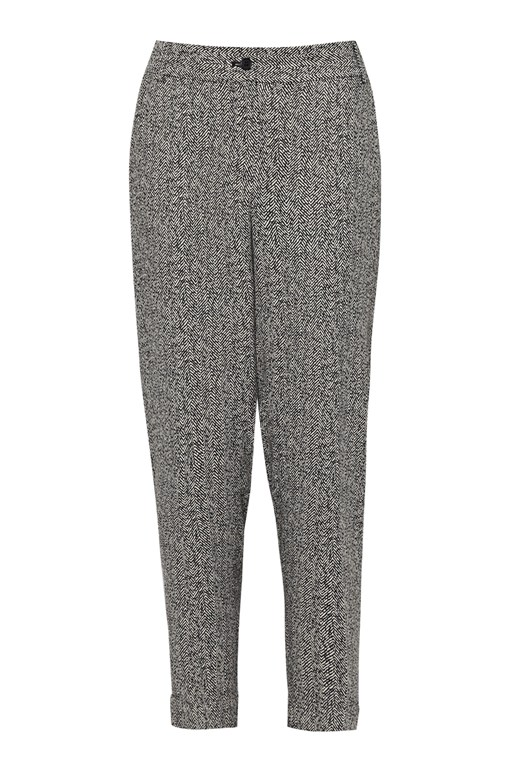 Complete the Look Imogen Herringbone Trousers