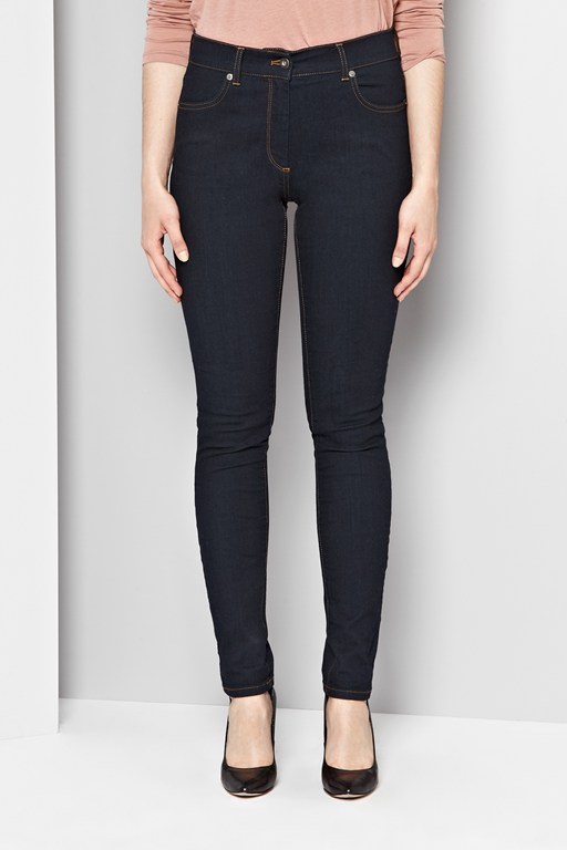 Complete the Look Winter Reform Skinny Jeans