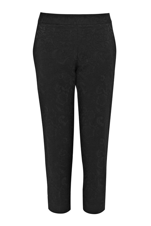 Complete the Look Italia Lace Jacquard Trousers