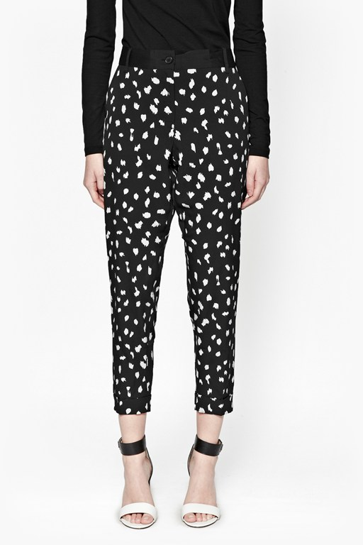 Complete the Look Scribble Spot Trousers