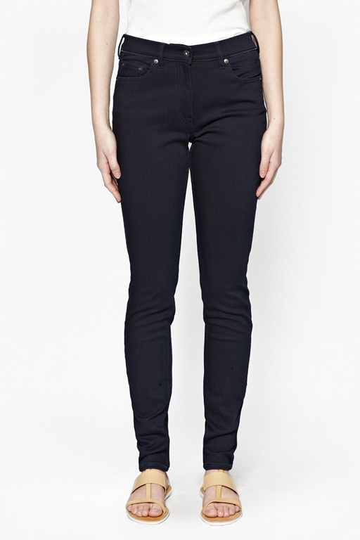 Complete the Look Angels High-Waisted Skinny Jeans