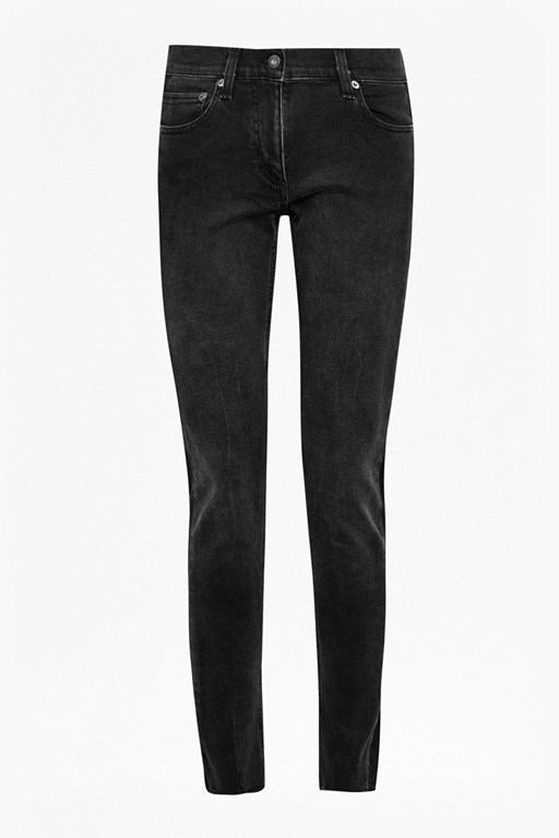 Complete the Look Jet Denim Skinny Jeans