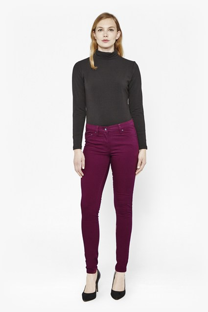 Coloured Skinny Jeans