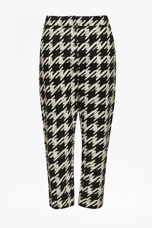Complete the Look Pistol Check Tapered Trousers