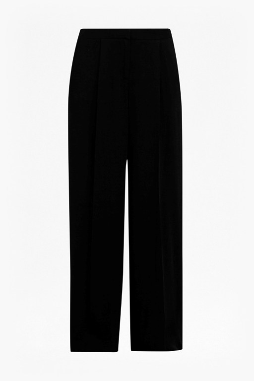 Complete the Look Monaco Crepe Wide Leg Trousers