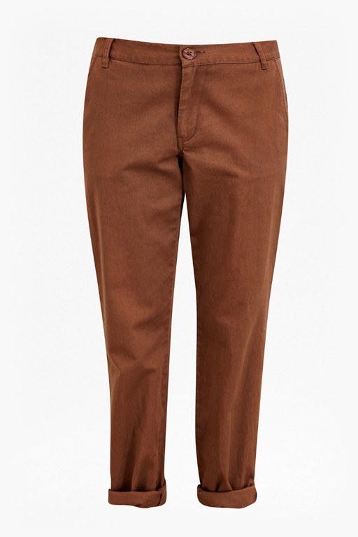 Complete the Look Safari Cotton Roll Up Trousers