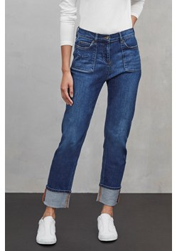 Real Deal Turn Up Boyfriend Jeans